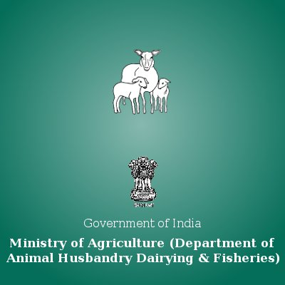 Ministry of Agriculture (Department of Animal Husbandry Dairying & Fisheries)